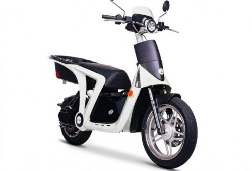 GenZe 2.0 Fully Electric Scooter, Plug and Play