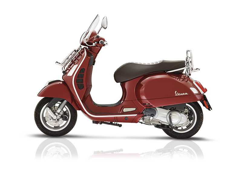 vespa gts 300 touring rosso vignola san diego scooters. Black Bedroom Furniture Sets. Home Design Ideas