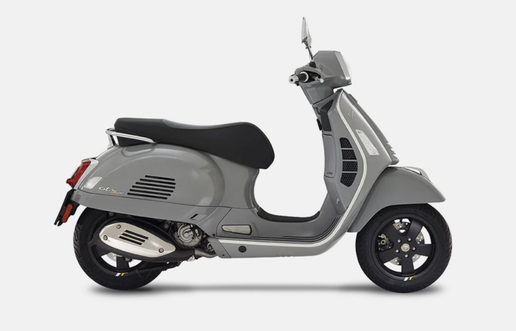 Vespa 2020 GTS HPE Super Tech 300 | San Diego Scooters