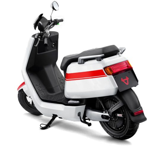 niu-ngt-electric-scooter-white-red-rear